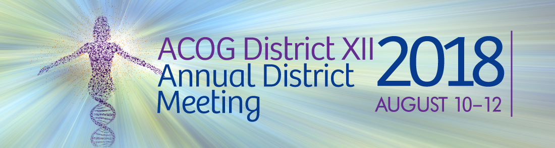 ACOG District XII Meeting